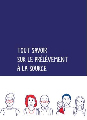 """Guide """"Tout savoir sur le prélèvement à la source"""""""